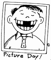 School Photo Day – September 29