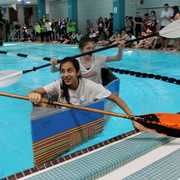 Cardboard Boat Race Competitions