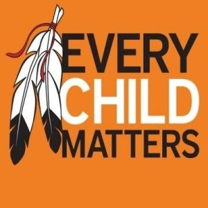 Every Child Matters; Orange Shirt Day